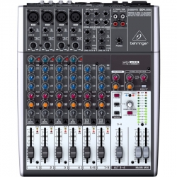 BEHRINGER XENYX 1204 mikser audio do domowego studia