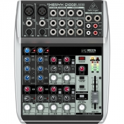 BEHRINGER Q1002 mikser audio do domowego studia