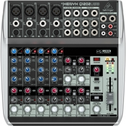 BEHRINGER Q1202 mikser audio do domowego studia