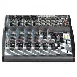BEHRINGER XENYX 1202FX mikser audio do domowego studia