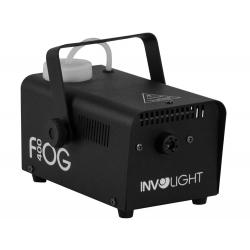 Involight FOG400 Bezprzewodowa maszyna do dymu o mocy 400W