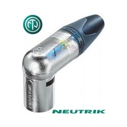 NEUTRIK NC3MRX - Złącze XLR męskie kątowe