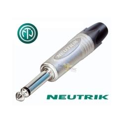 NEUTRIK NP2X - Złącze JACK 6,3mm mono