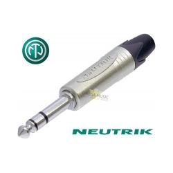 NEUTRIK NP3X - Złącze JACK 6,3mm stereo