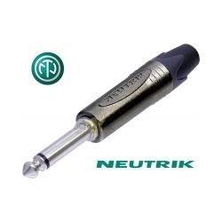NEUTRIK NP2X-BAG - Złącze JACK 6,3mm mono