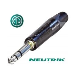 NEUTRIK NP3X-BAG - Złącze JACK 6,3mm stereo