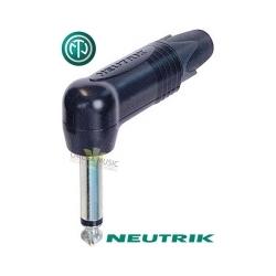 NEUTRIK NP2RX-BAG - Złącze JACK 6,3mm mono kątowe