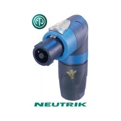 NEUTRIK NL4FRX - Złącze SPEAKON kątowe