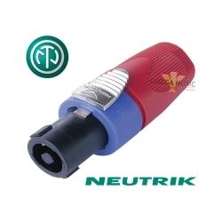 NEUTRIK NL4FX-2 - Złącze SPEAKON