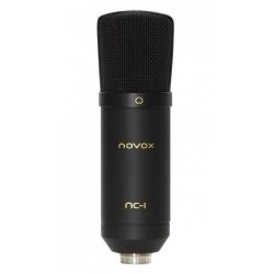 NOVOX NC-1 mikrofon przewodowy USB czarny