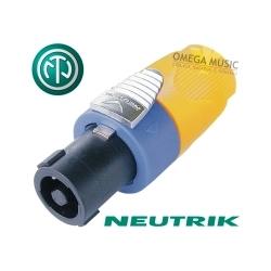 NEUTRIK NL4FX-4 - Złącze SPEAKON