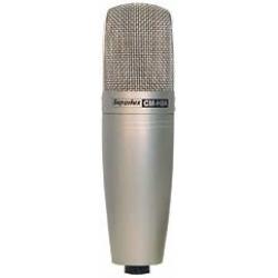 Superlux CM H8A Wielkomembranowy mikrofon pojemnościowy