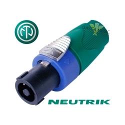 NEUTRIK NL4FX-5 - Złącze SPEAKON