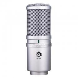 Superlux E205U Studyjny wielkomembranowy mikrofon pojemnościowy z interfejsem USB