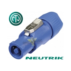 NEUTRIK NAC3FCA - Złącze POWERCON zasilające