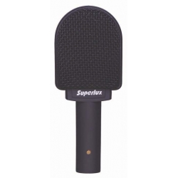 Superlux PRA628 MK2 Dynamiczny mikrofon instrumentalny