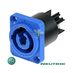 NEUTRIK NAC3MPA-1 - Złącze POWERCON zasilające na panel