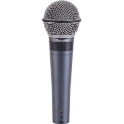 Superlux PRO248S Dynamiczny mikrofon z wyłącznikiem do profesjonalnych zastosowań studyjnych i estradowych