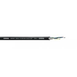Cordial CDMX 2 kabel cyfrowy (DMX) na szpuli - 1mb
