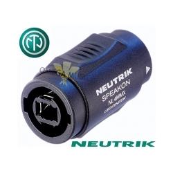 NEUTRIK NL4MMX - Adapter SPEAKON - SPEAKON