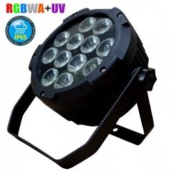 PG LED REFLEKTOR PAR IP65 12X18W RGBWAUV 6in1