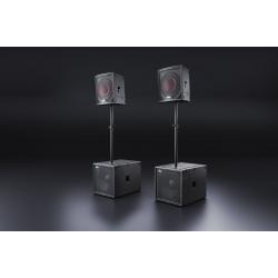 NAW VMS1815 3300W (2x400W+2500W) Zestaw Aktywny