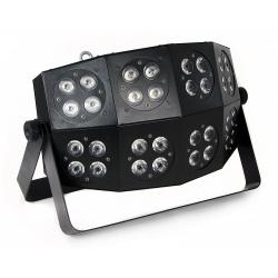 INVOLIGHT OB350 32x RGB 3-w-1 Efekt LED
